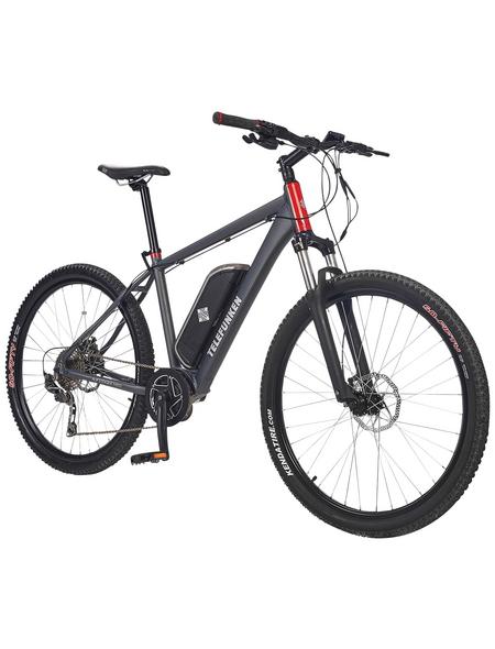 """TELEFUNKEN E-Bike »Aufsteiger M800«, 27,5 """", 10-Gang, 10Ah"""