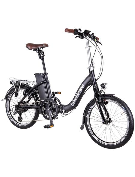 "bike2care E-Bike »bike2care E-Faltrad F2-Nexus-7/Premium«, 20 "", 7-Gang, 19.2 Ah"