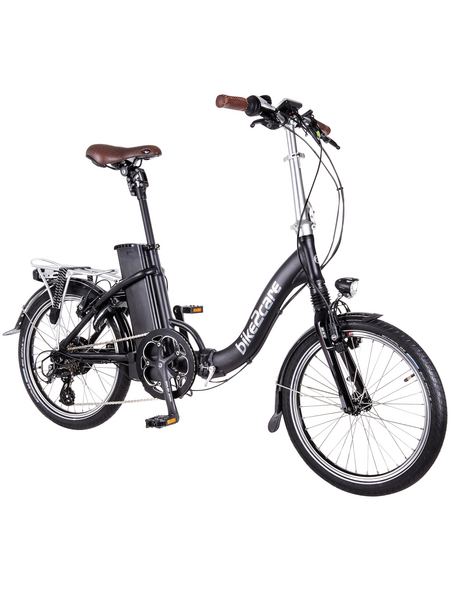 "bike2care E-Bike »bike2care E-Faltrad F2-Pro/Premium«, 20 "", 7-Gang, 19.2 Ah"