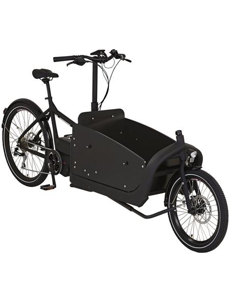 "PROPHETE E-Bike »Cargo 1.0«, 26 "", 8-Gang, 16Ah"