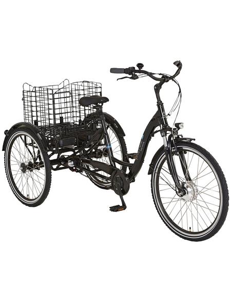 "PROPHETE E-Bike »Cargo 3R 20.ESL.10«, 26"", 3-Gang, 13.7 Ah"