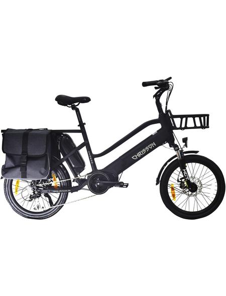 "CHRISSON E-Bike Cargo »eCargo«, 20"", 8-Gang, 20 Ah"
