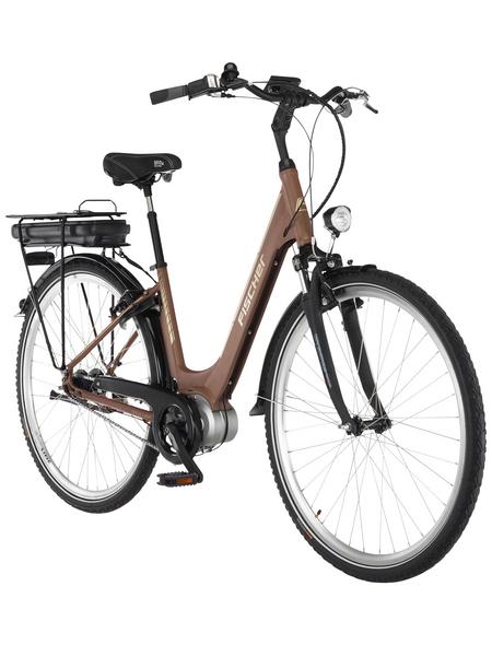"""FISCHER FAHRRAEDER E-Bike »Cita«, Mocca 28 """", 7-gang, 11ah"""