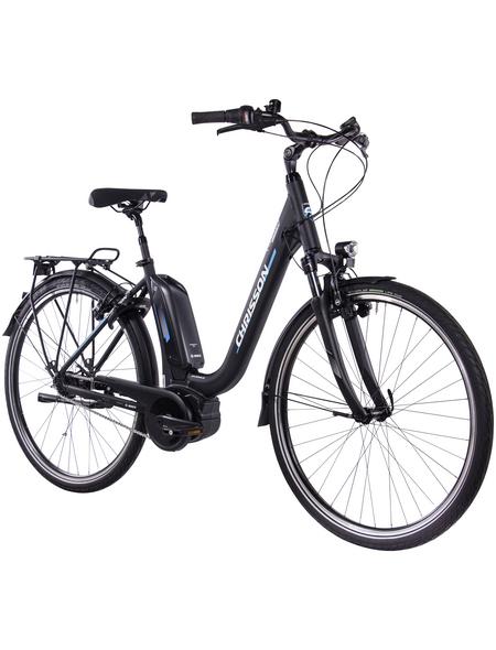 """CHRISSON E-Bike City, 28 """", 7-Gang, 8.3 Ah"""