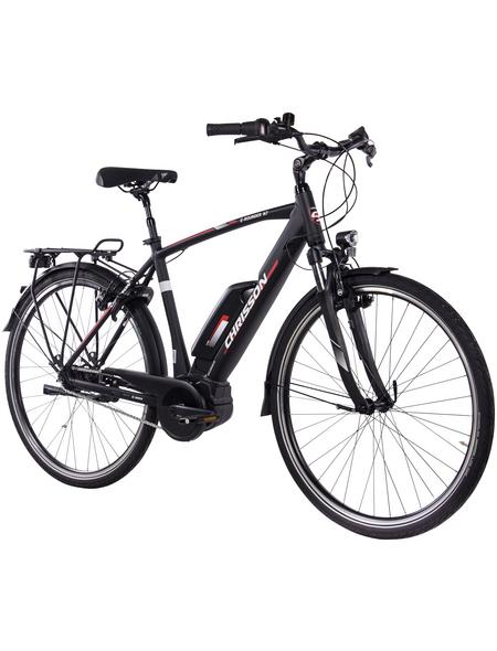 """CHRISSON E-Bike City, 32 """", 7-Gang, 8.3 Ah"""