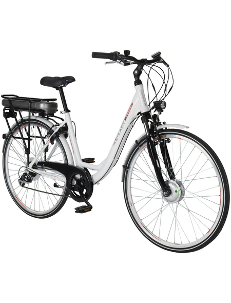 "CHRISSON E-Bike City Damen, 28 "", 7-Gang, 13.4 Ah"