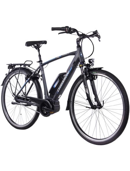 """CHRISSON E-Bike City Damen, 33 """", 7-Gang, 8.3 Ah"""