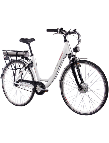 "CHRISSON E-Bike City Damen »E-LADY«, 28 "", 7-Gang, 13.4 Ah"