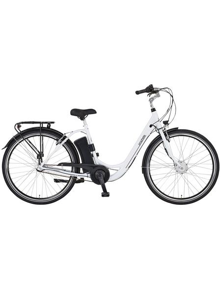 "PROPHETE E-Bike City »Geniesser 21.ESC.30«, 28"", 3-Gang, 6.6 Ah"