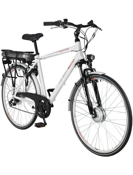 """CHRISSON E-Bike City Herren, 28 """", 7-Gang, 13.4 Ah"""