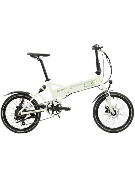 "LLOBE E-Bike »City III«, 20 "", 7-Gang, 10.4Ah"