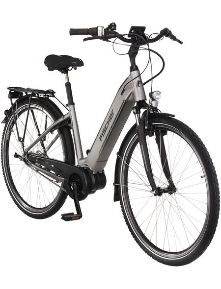 "FISCHER FAHRRAEDER E-Bike »City«, Quarzgrau 26 "", 7-gang, 8.7ah"