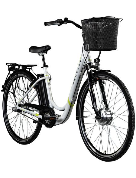 """ZÜNDAPP E-Bike City »Z510«, 28"""", 3-Gang, 10.4 Ah"""