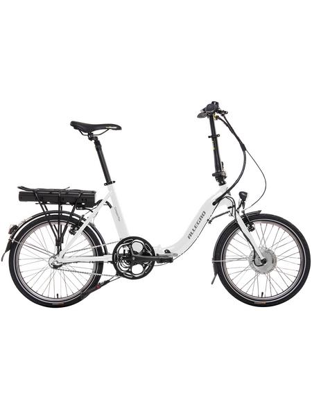 "ALLEGRO E-Bike »Compact Plus«, 20"", 3-Gang, 7.8 Ah"