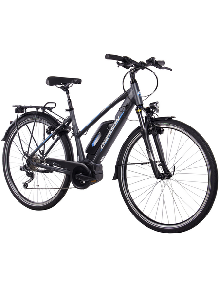 "CHRISSON E-Bike Damen »E-ROUNDER«, 29 "", 9-Gang, 8.3 Ah"