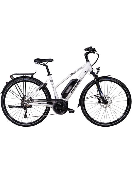 "CHRISSON E-Bike »E-Actourus«, 28"", 10-Gang, 11 Ah, Trapez"