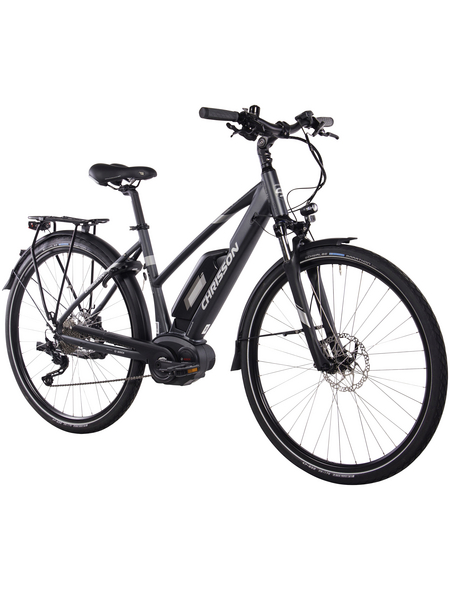 "CHRISSON E-Bike »E-ACTOURUS Lady«, 35 "", 10-Gang, 11.1 Ah"