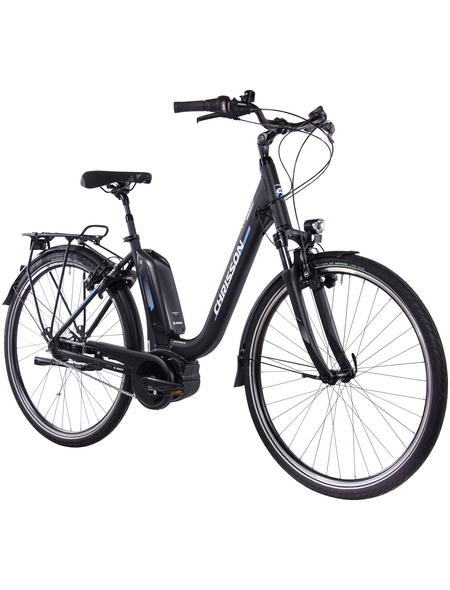 "CHRISSON E-Bike »E-Cassiopea«, 28 "", 7-Gang, 8.2 Ah"