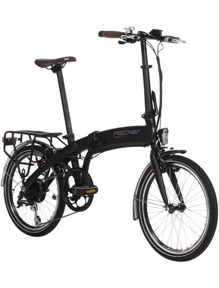 "FISCHER FAHRRAEDER E-Bike »e-Faltrad 20«, 20 "", 7-Gang, 8.7 Ah"