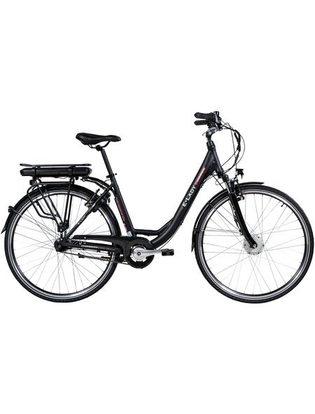 """CHRISSON E-Bike »E-Lady«, 28"""", 7-Gang, 13 Ah"""