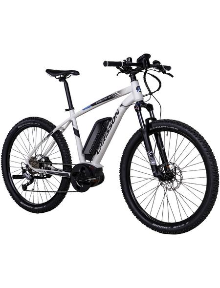 """CHRISSON E-Bike »E-Mounter 1.0«, 27,5"""", 9-Gang, 11 Ah, Diamant"""