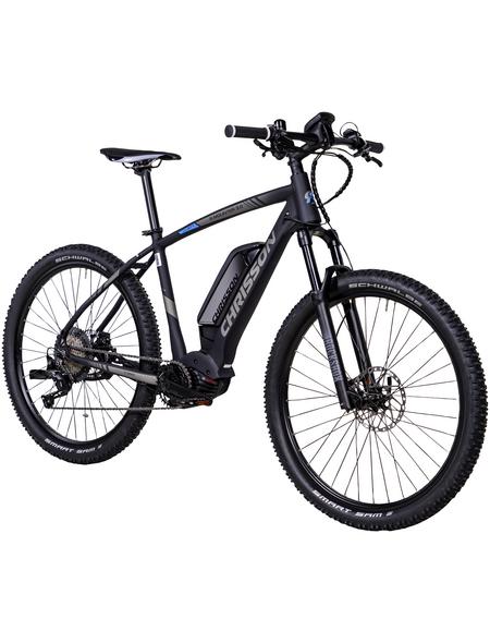 """CHRISSON E-Bike »E-Mounter 3.0«, 27,5"""", 11-Gang, 13.4 Ah, Diamant"""