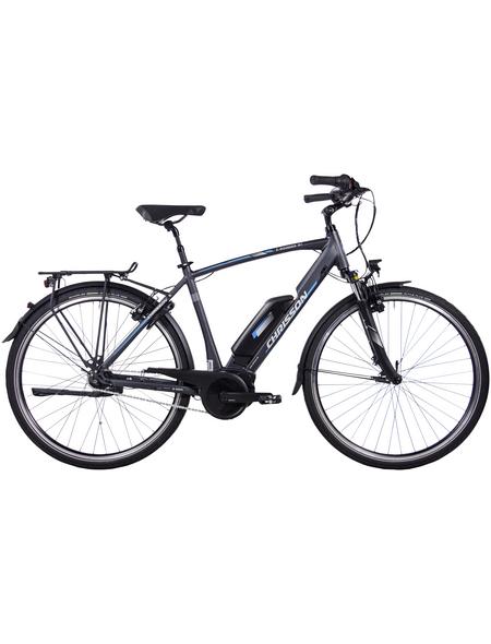 "CHRISSON E-Bike »E-Rounder«, 28"", 7-Gang, 11 Ah, Diamant"