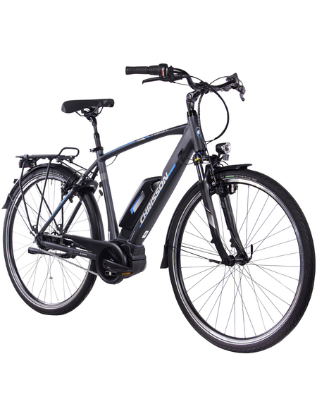 "CHRISSON E-Bike »E-Rounder«, 28 "", 7-Gang, 8.2 Ah"
