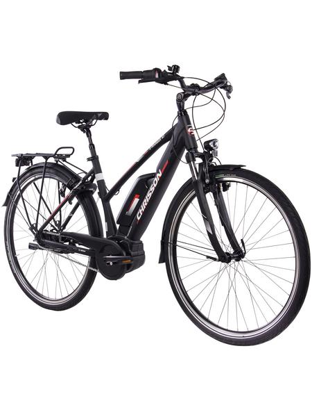 "CHRISSON E-Bike »E-Rounder«, 28 "", 7-Gang, 8.2 Ah"