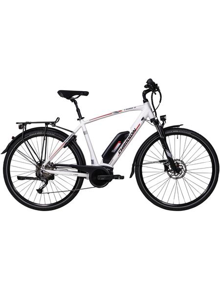"CHRISSON E-Bike »E-ROUNDER«, 28"", 9-Gang, 11 Ah, Diamant"