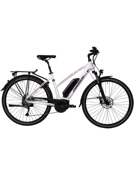 """CHRISSON E-Bike »E-ROUNDER«, 28"""", 9-Gang, 11 Ah, Trapez"""