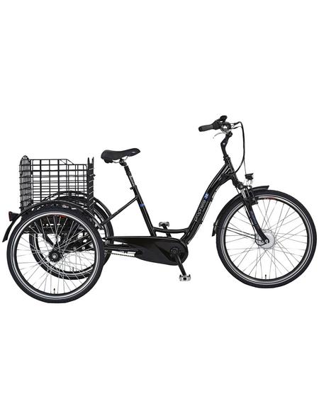 "PROPHETE E-Bike »eCargo«, 26 "", 3-Gang, 13.7 Ah"