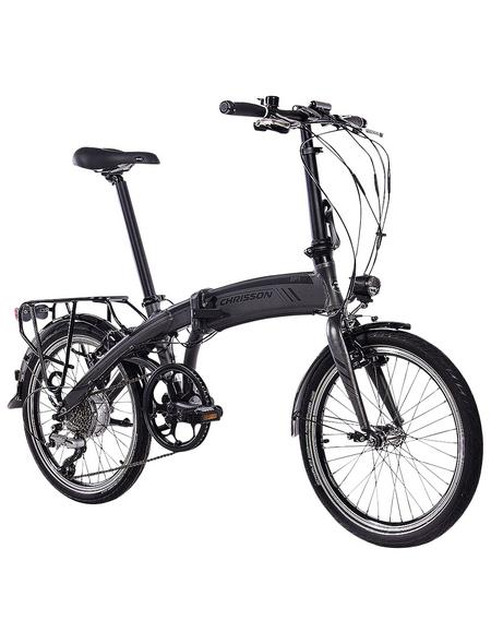 """CHRISSON E-Bike »EF1«, 20 """", 8-Gang, 8.7 Ah"""