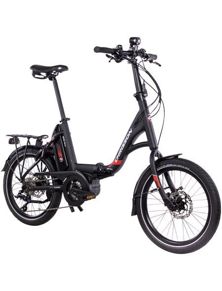 "CHRISSON E-Bike »EFB«, 20"", 9-Gang, 11 Ah"
