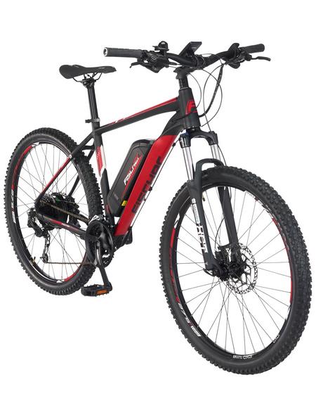 """FISCHER FAHRRAEDER E-Bike »EM«, Schwarz 27,5 """", 24-gang, 8.8ah"""