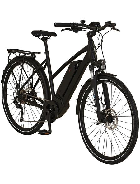 "PROPHETE E-Bike »Entdecker 20.ETT.30«, 28"", 10-Gang, 16 Ah, Trapez"