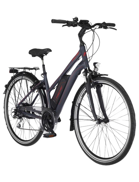"FISCHER FAHRRAEDER E-Bike »ETD 1806«, 28"", 24-Gang, 8.8 Ah, Trapez"