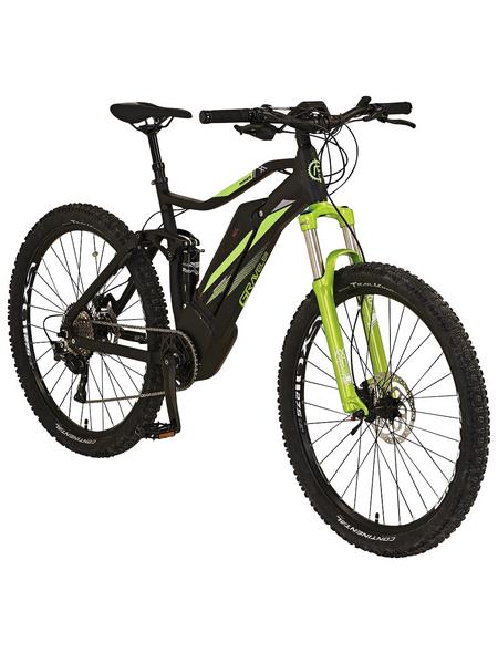 """PROPHETE E-Bike »GRAVELER - 20.ETM.20«, 27,5 """", 10-Gang, 12.8 Ah"""