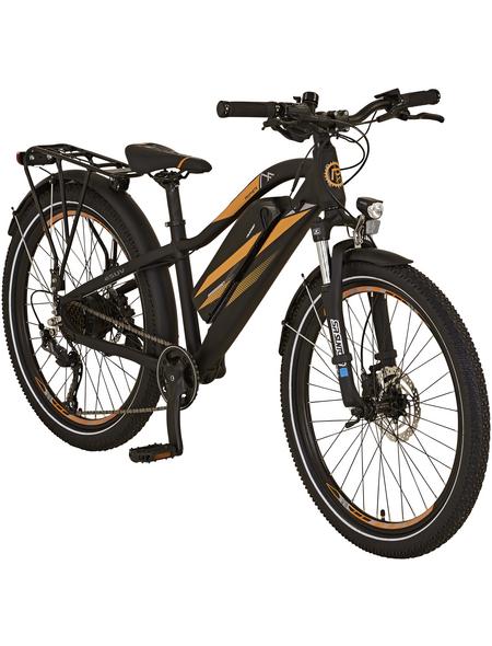 """PROPHETE E-Bike »GRAVELER E-SUV - 20.ESS.10«, 24 """", 7-Gang, 10.4 Ah"""