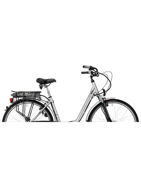 "HAWK E-Bike »Green City Plus Wave«, Weiß 28 "", 7-gang, 11ah"