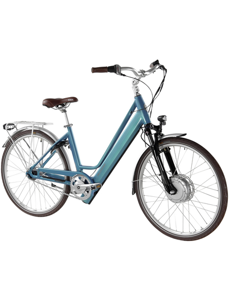 "ALLEGRO E-Bike »Invisible City Plus«, 26"", 7-Gang, 10.4 Ah"