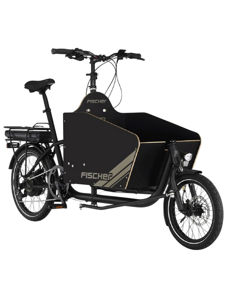 "FISCHER FAHRRAEDER E-Bike Lastenrad »LEO 1.0«, 20"", 9-Gang, 14.5 Ah"