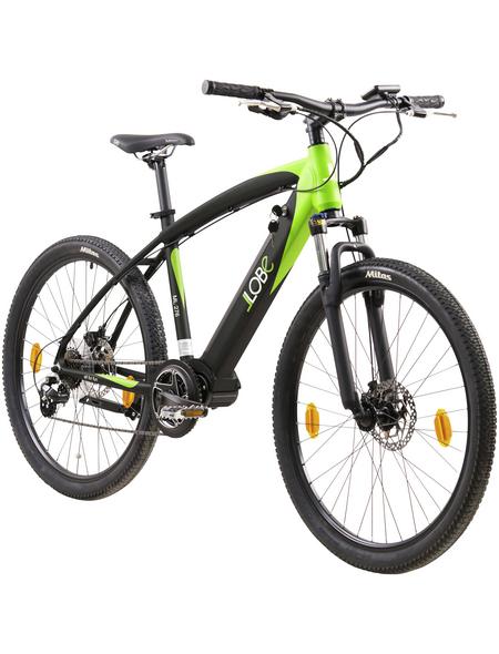 "LLOBE E-Bike »ML-276«, 27,5 "", 7-Gang, 11.6 Ah"