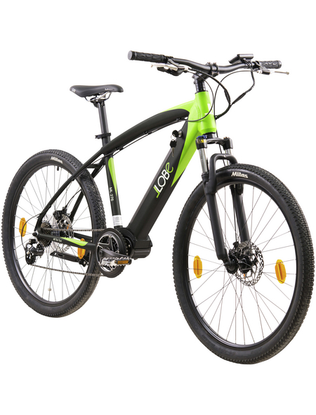 "LLOBE E-Bike »ML-276«, 27,5 "", 7-Gang, 11.6Ah"