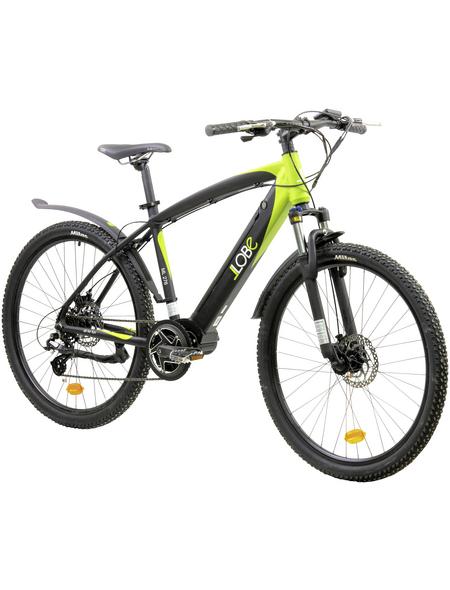 """LLOBE E-Bike »ML-276«, Grau gruen 27,5 """", 7-gang, 11.6ah"""