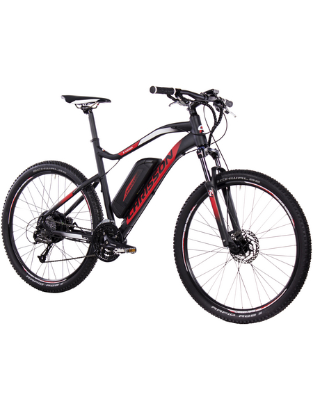 "CHRISSON E-Bike Mountainbike, 27,5 "", 27-Gang, 10.4 Ah"