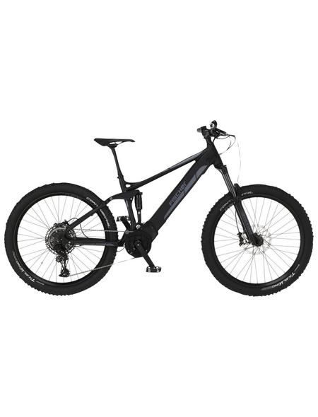 "FISCHER FAHRRAEDER E-Bike Mountainbike »MONTIS 6.0i Fully«, 27,5"", 12-Gang, 14 Ah, Diamant"