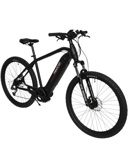 """MAXTRON E-Bike Mountainbike »MT-15X«, 27,5"""", 9-Gang, 14 Ah"""