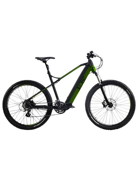 "LLOBE E-Bike Mountainbike »MT Logan«, 27,5"", 10-Gang, 11 Ah"