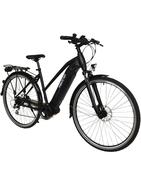"MAXTRON E-Bike »MT-14X«, 28"", 8-Gang, 14 Ah, Trapez"